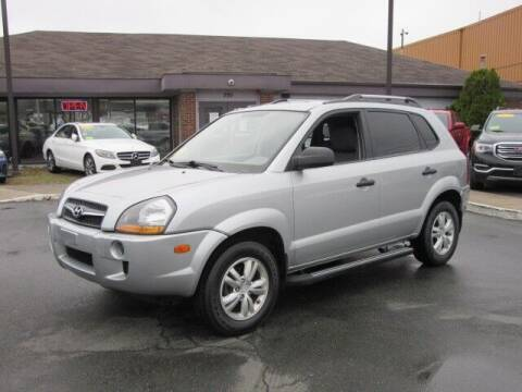 2009 Hyundai Tucson for sale at Lynnway Auto Sales Inc in Lynn MA