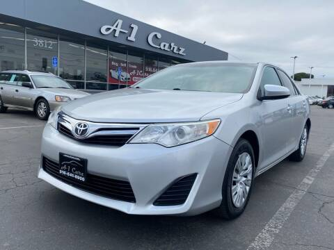2012 Toyota Camry for sale at A1 Carz, Inc in Sacramento CA