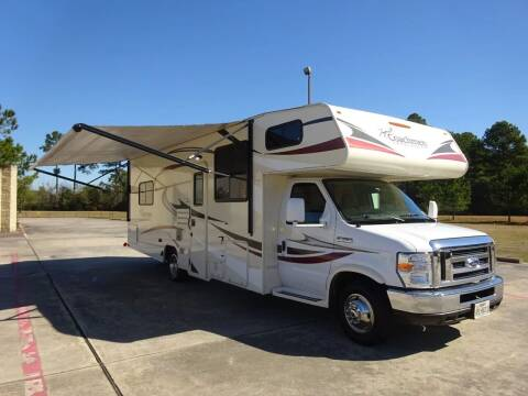 2016 Coachmen Freelander 27qb, Class C for sale at Top Choice RV in Spring TX