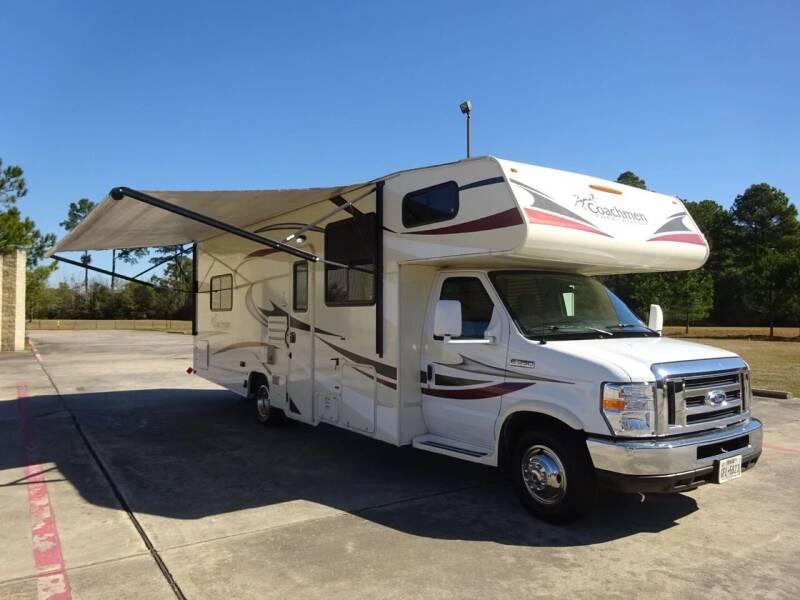 2016 Coachmen Freelander 27qb, Class C for sale at Top Choice RV in Spring TX
