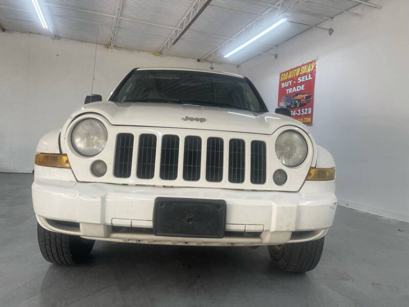 2007 Jeep Liberty for sale at Gab Auto sales in Houston TX