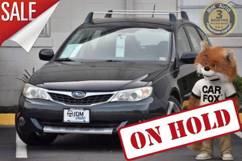 2009 Subaru Impreza for sale at JDM Auto in Fredericksburg VA