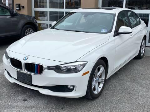 2014 BMW 3 Series for sale at MAGIC AUTO SALES - Magic Auto Prestige in South Hackensack NJ