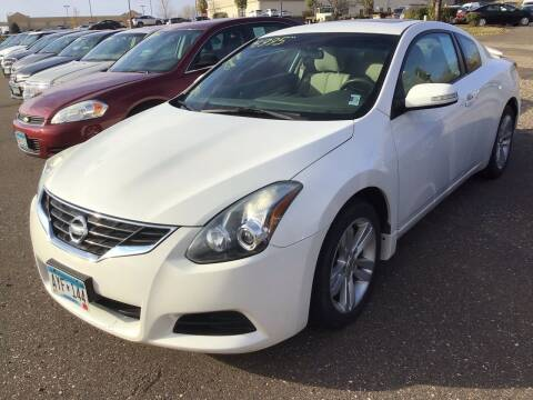 2012 Nissan Altima for sale at Sparkle Auto Sales in Maplewood MN
