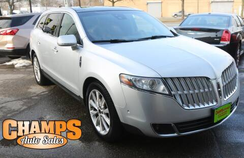 2010 Lincoln MKT for sale at Champs Auto Sales in Detroit MI