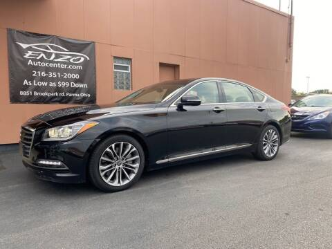 2016 Hyundai Genesis for sale at ENZO AUTO in Parma OH