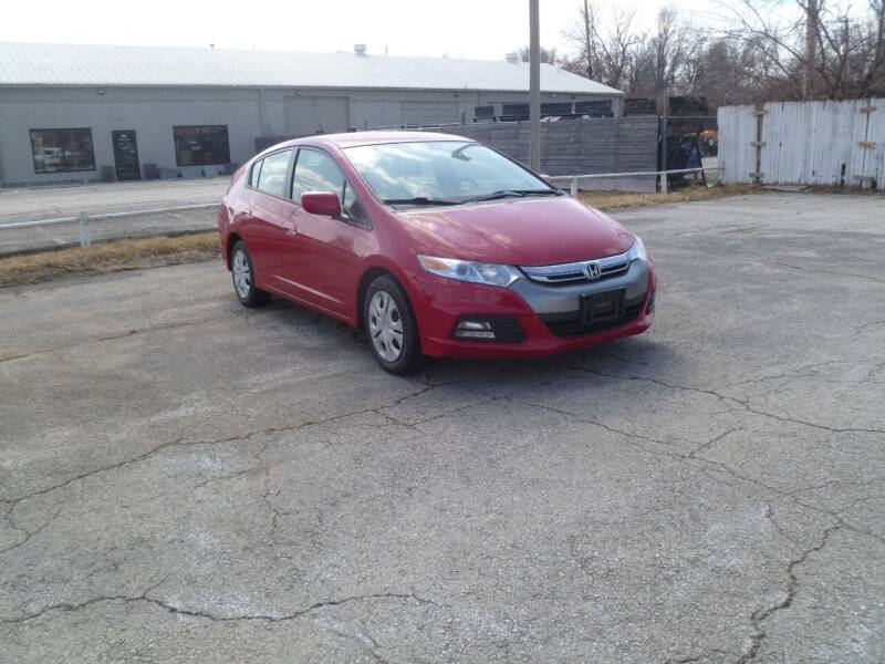 2014 Honda Insight for sale at H & S Auto Sale LLC in Grandview MO