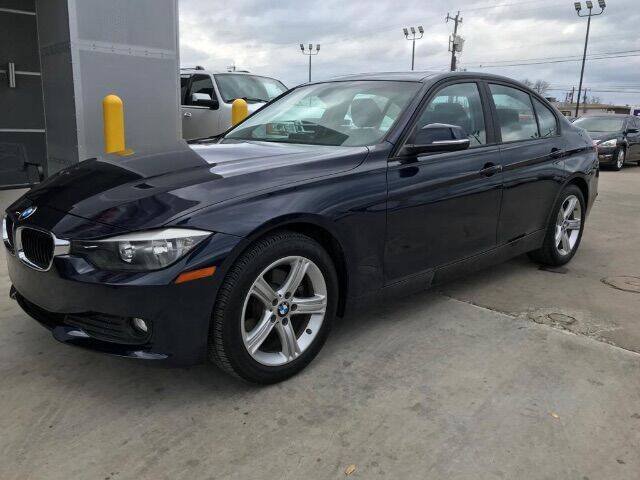 2015 BMW 3 Series for sale at Eurospeed International in San Antonio TX