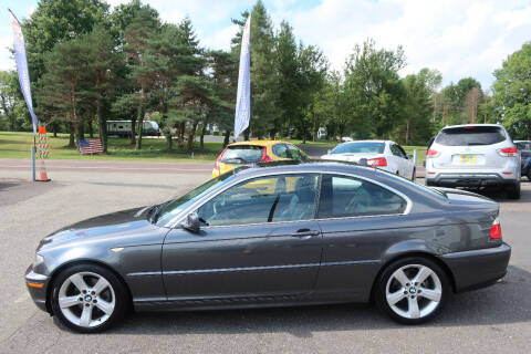 2006 BMW 3 Series for sale at GEG Automotive in Gilbertsville PA