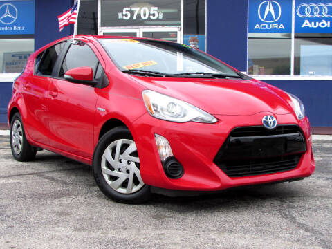 2015 Toyota Prius c for sale at Orlando Auto Connect in Orlando FL