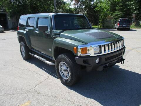2006 HUMMER H3 for sale at RJ Motors in Plano IL
