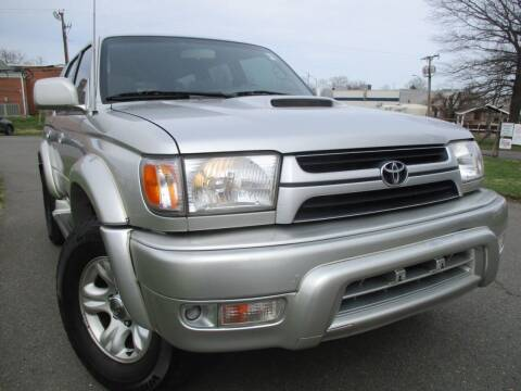 2001 Toyota 4Runner for sale at A+ Motors LLC in Leesburg VA