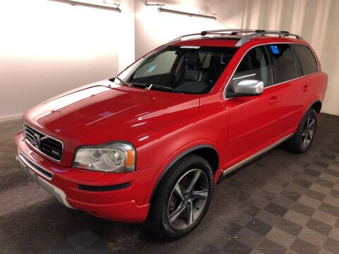 2013 Volvo XC90 for sale at JG Auto Sales in North Bergen NJ