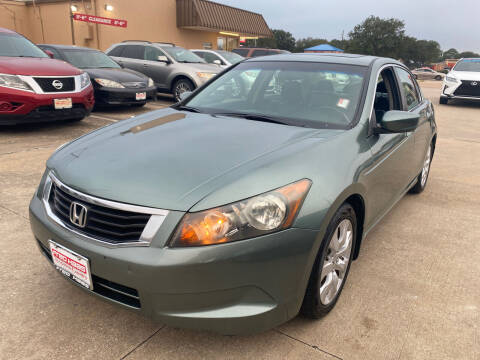 2010 Honda Accord for sale at Houston Auto Gallery in Katy TX