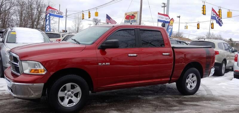 2009 Dodge Ram Pickup 1500 for sale at Superior Motors in Mount Morris MI
