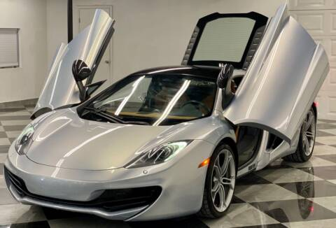 2012 McLaren MP4-12C for sale at South Florida Jeeps in Fort Lauderdale FL