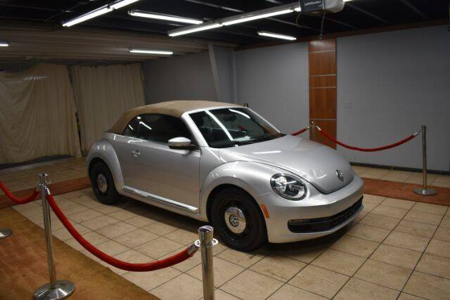 2013 Volkswagen Beetle Convertible for sale at Adams Auto Group Inc. in Charlotte NC