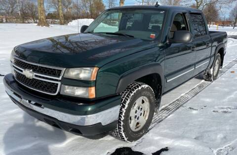 2006 Chevrolet Silverado 1500 for sale at Select Auto Brokers in Webster NY