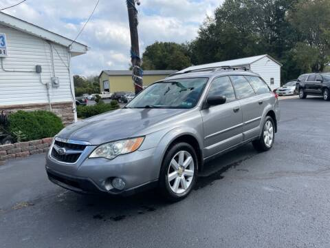 2009 Subaru Outback for sale at EXPO AUTO GROUP in Perry OH