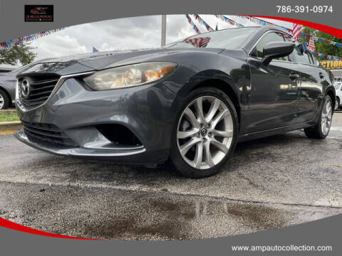 2016 Mazda MAZDA6 for sale at Amp Auto Collection in Fort Lauderdale FL