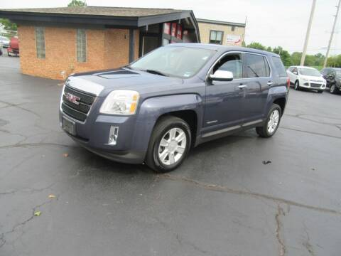 2013 GMC Terrain for sale at Riverside Motor Company in Fenton MO