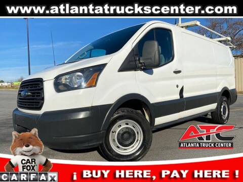 2015 Ford Transit Cargo for sale at ATLANTA TRUCK CENTER LLC in Brookhaven GA