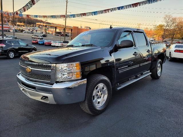 2013 Chevrolet Silverado 1500 for sale at PARKWAY AUTO SALES OF BRISTOL - PARKWAY AUTO JOHNSON CITY in Johnson City TN