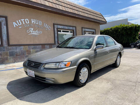 1998 Toyota Camry for sale at Auto Hub, Inc. in Anaheim CA