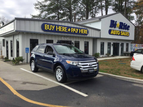 2012 Ford Edge for sale at Bi Rite Auto Sales in Seaford DE