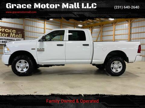2015 RAM Ram Pickup 2500 for sale at Grace Motor Mall LLC in Traverse City MI