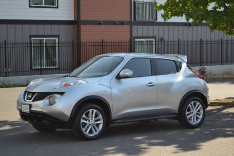 2011 Nissan JUKE for sale at Skyline Motors Auto Sales in Tacoma WA