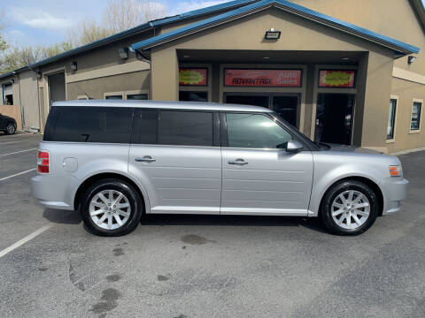 2010 Ford Flex for sale at Advantage Auto Sales in Garden City ID