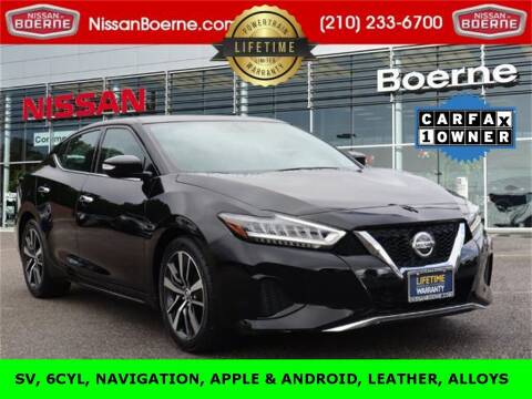 2019 Nissan Maxima for sale at Nissan of Boerne in Boerne TX