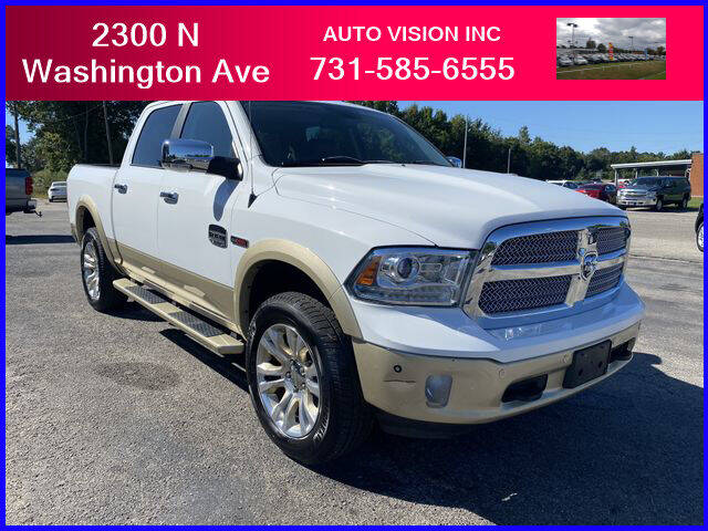 2015 RAM Ram Pickup 1500 for sale at Auto Vision Inc. in Brownsville TN