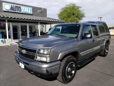 2006 Chevrolet Silverado 1500 for sale at Auto Hall in Chandler AZ