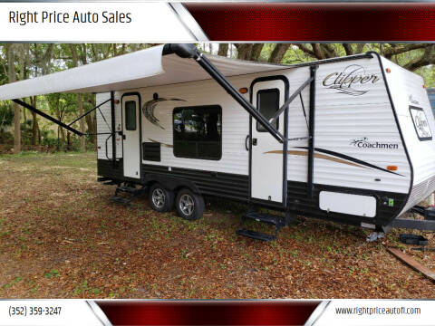 2017 Coachmen CLIPPER for sale at Right Price Auto Sales - Waldo Rvs in Waldo FL