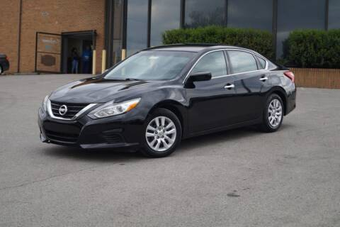 2016 Nissan Altima for sale at Next Ride Motors in Nashville TN