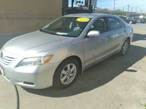 2008 Toyota Camry for sale at Taylor Trading Co in Beaumont TX