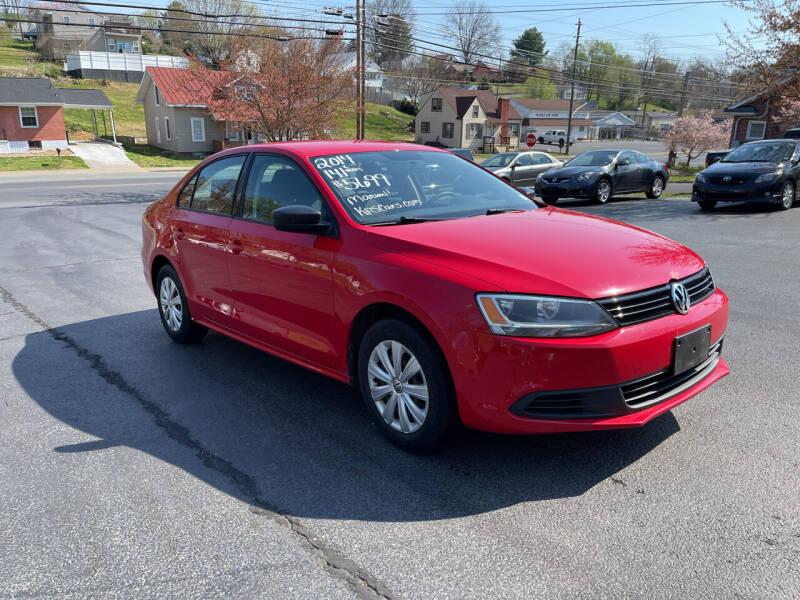 2014 Volkswagen Jetta for sale at KP'S Cars in Staunton VA