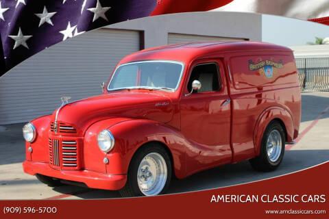 1954 Austin A40 Panel Van Custom