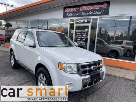 2010 Ford Escape for sale at Car Smart in Wausau WI