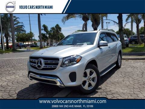 2017 Mercedes-Benz GLS for sale at Volvo Cars North Miami in Miami FL