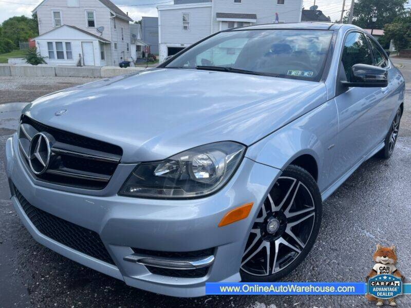2013 Mercedes-Benz C-Class for sale at IMPORTS AUTO GROUP in Akron OH