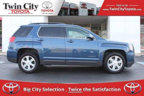 2016 GMC Terrain for sale at Twin City Toyota in Herculaneum MO