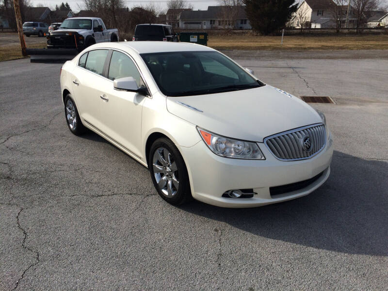 2010 Buick LaCrosse for sale in Lima, OH