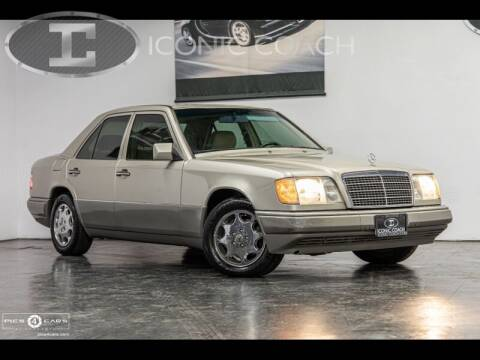 1995 Mercedes-Benz E-Class for sale at Iconic Coach in San Diego CA