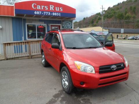 2008 Toyota RAV4 for sale at Cars R Us in Binghamton NY