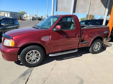 2003 Ford F-150 for sale at Cars 4 Idaho in Twin Falls ID