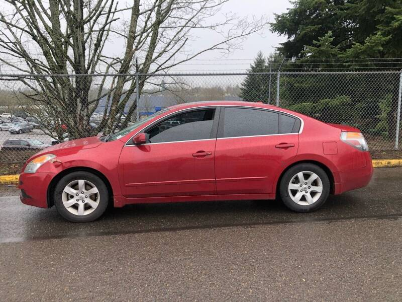 2009 Nissan Altima for sale at Blue Line Auto Group in Portland OR