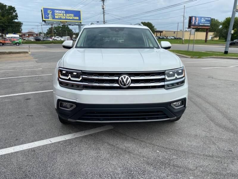 2018 Volkswagen Atlas for sale at Z Motors in Chattanooga TN